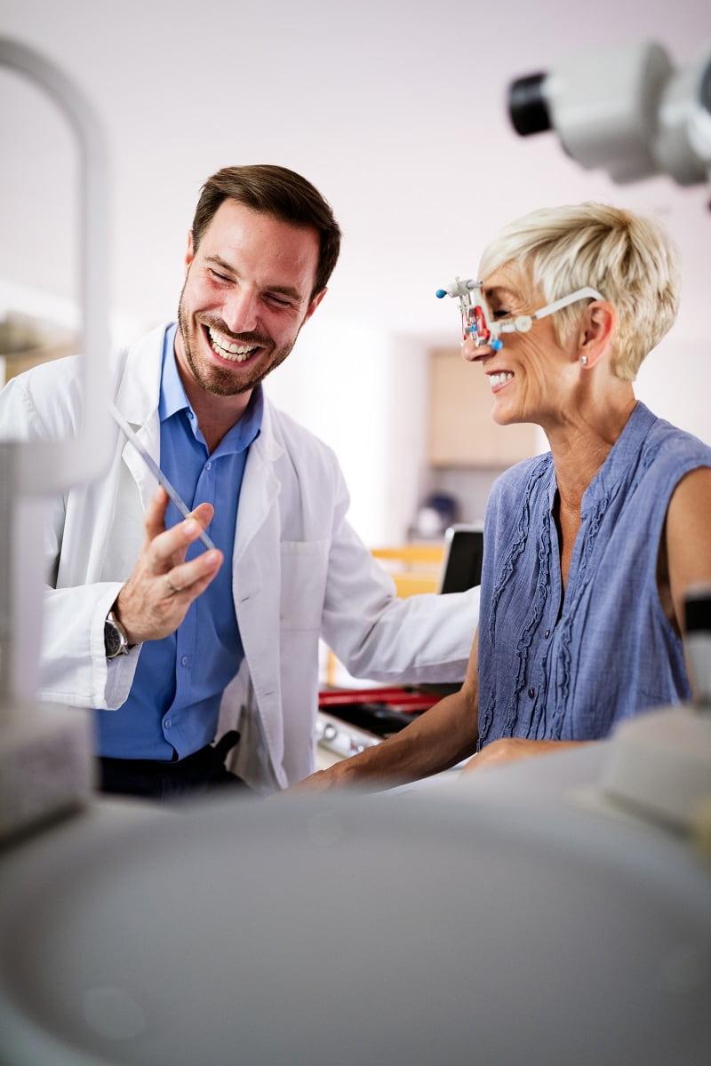 especialidades oftalmología