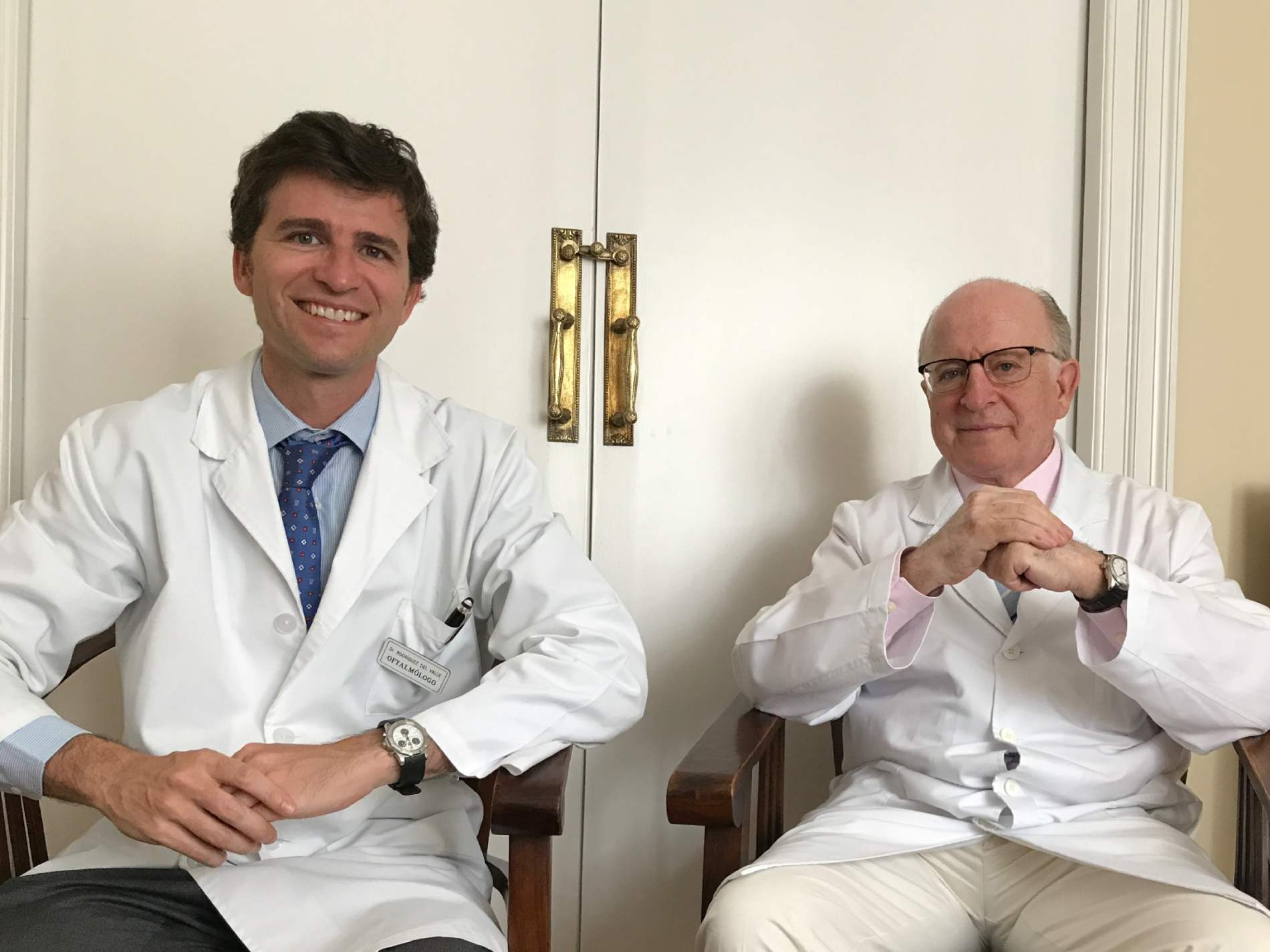 La clínica Doctor Rodríguez
